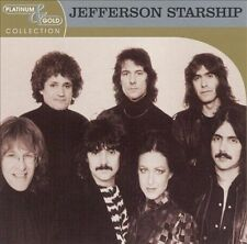 Platinum & Gold Collection by Jefferson Starship (CD, Jun-2003, BMG Heritage)