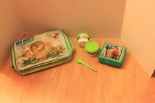 Tupperware Ice Age 3 Dawn of the Dinosaurs Lunch Kit