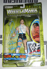 Al Snow & Head Signed Wrestlemania 2000 Action Figure PSA/DNA COA WWE Autograph