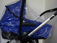 New RAINCOVER Zipped to fit Maxi Cosi Mura/ Mura Plus for Carrycot & Seat unit