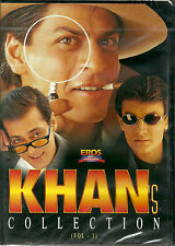 KHAN'S COLLECTION VOL 1 - NEW BOLLYWOOD HIT SONG DVD
