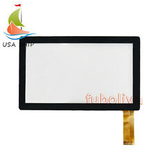 USA-New Touch Screen Digitizer Panel For iRULU X1S 7 Inch HD Tablet PC F308