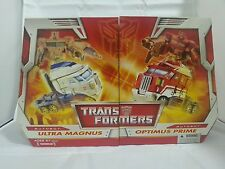 Transformers Classic Optimus Prime & Ultra Magnus Giftset  Voyager