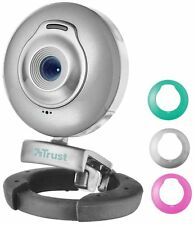 Trust 16490 MultiCover Chat Webcam - 1.3 mp