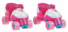 Barbie Roller Skates Pink Girls Toddler Learning Skating Inline Kids Outdoor Toy
