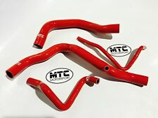MTC MOTORSPORT MINI COOPER S R53 SILICONE COOLANT HOSE KIT 02-07 WATER RED