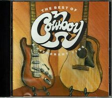 Rare Cowboy Best of Different Time CD OOP