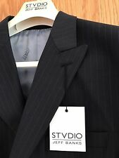 Men's Suit Jacket 42 Reg Jeff Banks