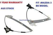 Electric Power Window Regulator fit Mazda 3 RH driver Front BK 2004-2009 Models