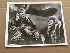 Vintage 1956 Valiant Films 'The Sword And The Dragon' Movie Photograph Print