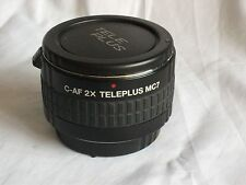 Kenko 2X Auto Focus DGX Teleconverter in Canon EF Mount 7 Element, Super Sharp