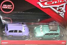 "DISNEY PIXAR CARS ""CARS 2-PACK - NEW RELEASE #5"" NEW IN PACKAGE"