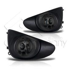 2012-2014 Yaris 2/4Dr Fog Lights w/Wiring Kit & Wiring Instructions - Smoke