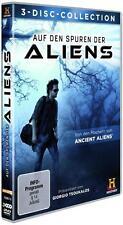 Auf den Spuren der Aliens DVD Neuwertig 3 Discs