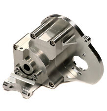 Integy T7983SILVER Alloy Gear Box for Traxxas 1/10 Stampede 2WD,Rustler & Bandit