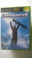 MICROSOFT XBOX NTSC USA VERSION - AMPED FREESTYLE SNOWBOARDING