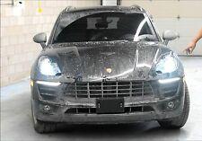 Porsche Macan HID XENON LIGHTS CONVERSION KIT - H7 8000K