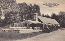 Arlington, VT - The Wagon Wheel, Mr & Mrs Frank Hall