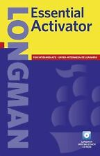 Longman Essential Activator, New Edition, with CD-ROM (paper) (2nd Edition)