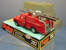 DINKY TOY'S MODEL  No.282 LAND ROVER FIRE APPLIANCE  MIB