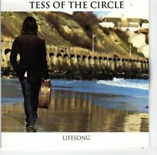 (EA775) Tess of the Circle, Lifesong - 2013 DJ CD