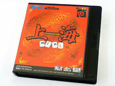 Japanese Neo Geo Pocket Color Colour SHANGHAI MINI JP JAP Mahjong Game Boxed