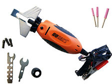"12v Electric Handheld Chain Saw Sharpener / Grinder 5/32"", 3/16"" & 7/32"""