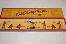 Set#155 Continental Army Pennsylvania Infantry Firing by William Hocker