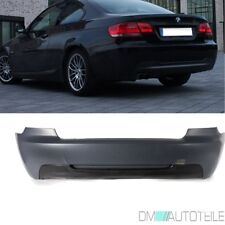 BMW E92 E93 M Look Heck Stoßstange Hinten aus ABS ohne PDC Coupe Cabrio 06-10 M3