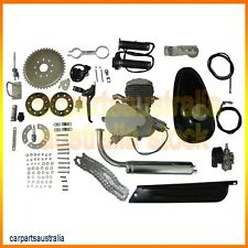 NEW 80CC 2-Stroke Cycle Motorized Gas Engine Motor Kit For Bicycle Bike Kits