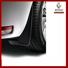Genuine Renault Universal Mud Flaps / Guards. Front or Rear. New. 8201212479