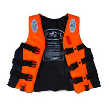 Sporting Orange Buoyancy Aid Sailing Kayak Fishing Life Jacket Vest Size XL