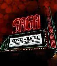 Saga: Spin It Again - Live in Munich (Blu-ray Disc, 2013)