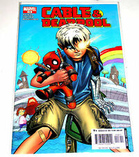 CABLE & DEADPOOL #18 RED HOT ISSUES IN THIS TITLE - DEAPOOL IS A BABY