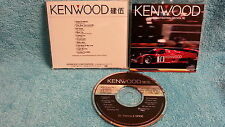 KENWOOD DEMONSTRATION CD Vol. 9 JAPAN Promo Michael Jackson Paul Stanley b3940