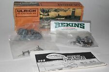 Ulrich HO Scale Model Kit, Van Bekins, with Mack COE Tractor, Boxed