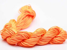 New 28M/roll(1mm)Chinese Knotting Nylon Thread Cord Wire Beading Bracelet  X25