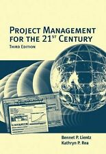 Project Management for the 21st Century, Third Edition-ExLibrary