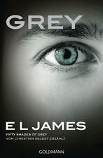 GREY. Fifty Shades of Grey VON CHRISTIAN SELBST ERZÄHLT, Band 4, E L James