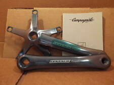 New-Old-Stock Campagnolo Centaur Double Crankarm Set (170 mm)...Century Gray