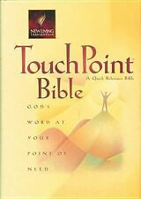 Touchpoint Bible: God's Word at Your Point of View New Living Translation)