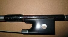 Violin Bow - 4/4 Authentic L. Bausch-circa 1840 - verbal - Kenneth Warren &Sons
