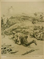 1915 CANADIANS STONY MOUNTAIN PT SMITH ONTARIO; AND AT ST JULIEN WWI WW1