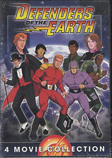 Defenders of the Earth (DVD)