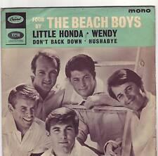THE BEACH BOYS 1964 CAPITOL EP 4 BY THE BEACH BOYS RARE