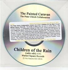 (DQ184) Children of the Rain, The Peter Ulrich Collaboration - 2013 DJ CD