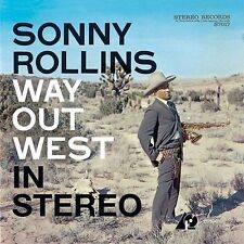 Sonny Rollins - Way Out West - Super Audio CD SACD Hybrid  Brand New!