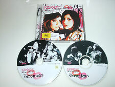 The Veronicas - Exposed - The Secret Life of (DVD & CD Set) Nr Mint - Rare