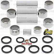 All Balls Swing Arm Linkage Bearings & Seals Kit For Gas Gas SM 450 FSE 2005 05