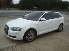 2008 Audi A3 Wagon Hatchback Salvage Rebuildable Repairable
